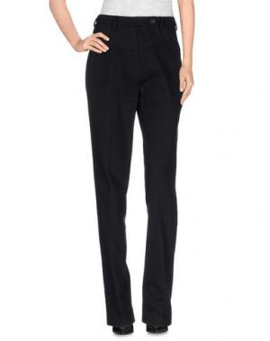Повседневные брюки MAURO GASPERI. Цвет: черный