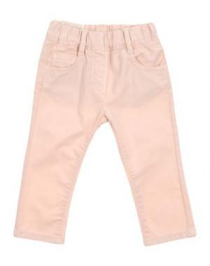Повседневные брюки EDDIE PEN. Цвет: светло-розовый