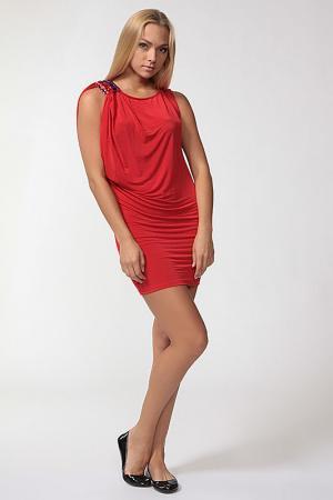 Платье Emamo. Цвет: мультицвет