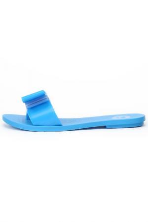Пантолеты ZAXY. Цвет: голубой