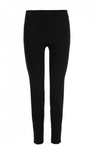 Укороченные облегающие брюки Proenza Schouler. Цвет: черный