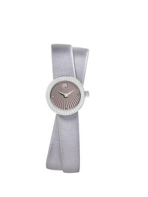 Часы ювелирные коллекция Transformers QWILL. Цвет: серый