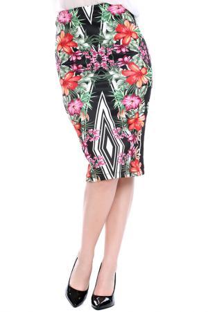 Skirt Emma Monti. Цвет: multicolor