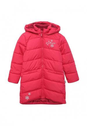 Куртка утепленная Premont. Цвет: розовый