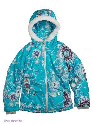 Куртка Stayer. Цвет: бирюзовый, серый, фиолетовый, оранжевый, белый