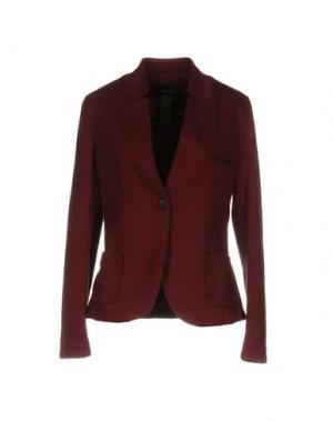 Пиджак IANUX. Цвет: кирпично-красный