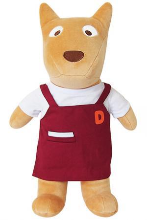 Подушка-игрушка Pets@work. Цвет: оранжевый