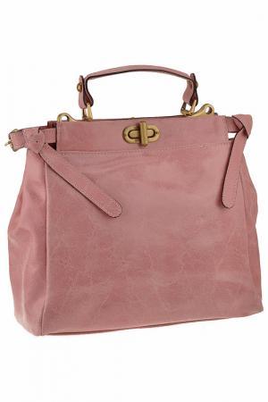 Сумка FLORENCE BAGS. Цвет: розовый