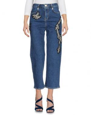 Джинсовые брюки MAX & CO.. Цвет: синий