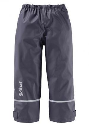 Защитные брюки, SCOUT. Цвет: синий морской