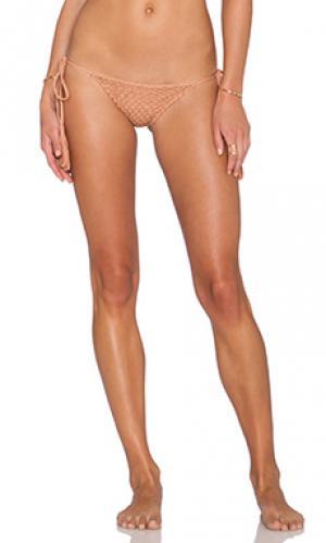 Низ бикини polihale Acacia Swimwear. Цвет: цвет загара