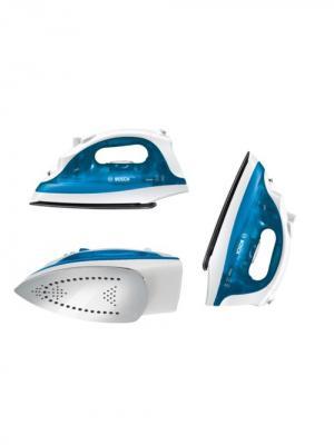 Утюг TDA2381 2000Вт голубой/белый Bosch. Цвет: синий