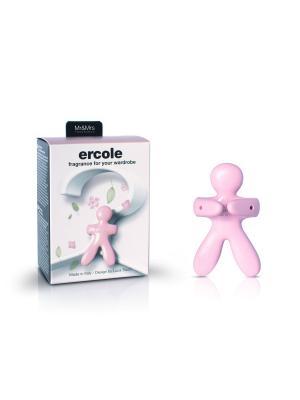 Ароматизатор для гардероба/ERCOLE/розовая пастель/IRIS FIORENTINO Mr&Mrs Fragrance. Цвет: розовый