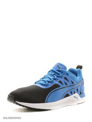 Кроссовки Pulse XT v2 FT Puma. Цвет: синий, голубой