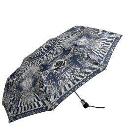 Зонт полуавтомат  1265 синий JEAN PAUL GAULTIER