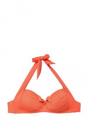 Лиф Seafolly Australia. Цвет: оранжевый