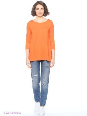 Туника Mohito. Цвет: оранжевый