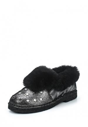 Ботинки Velvet. Цвет: серебряный