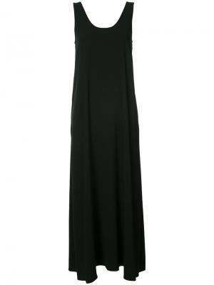 Платье-топ макси Co. Цвет: чёрный