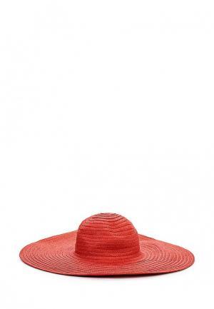 Шляпа Fete. Цвет: красный