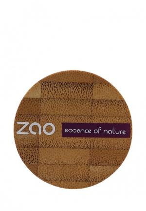 Тени для век ZAO Essence of Nature. Цвет: зеленый