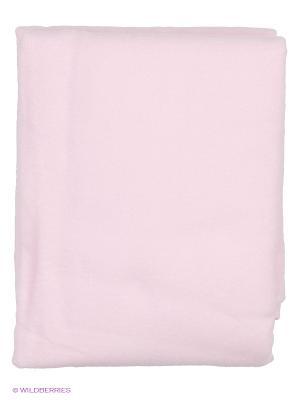 Пелёнка фланелевая HappyBabyDays. Цвет: розовый