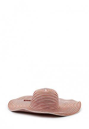 Шляпа Maxval. Цвет: коралловый