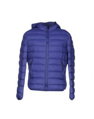 Куртка F**K PROJECT. Цвет: темно-фиолетовый