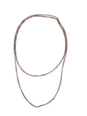 Цепочка Olere. Цвет: коричневый