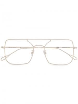Robert glasses Kyme. Цвет: металлический