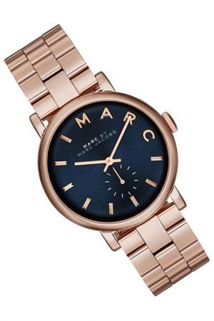 Часы Marc Jacobs. Цвет: bronze