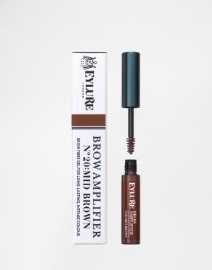 Eylure Средство для укладки бровей. Цвет: коричневый