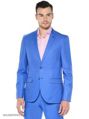 Пиджак Reserved. Цвет: голубой, лазурный