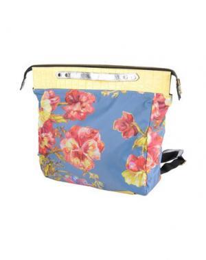 Рюкзаки и сумки на пояс LEITMOTIV. Цвет: пастельно-синий