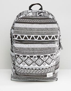 Spiral Черный рюкзак Tribal. Цвет: черный