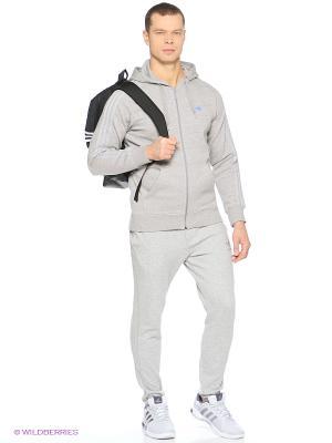 Брюки Training Tp Adidas. Цвет: серый