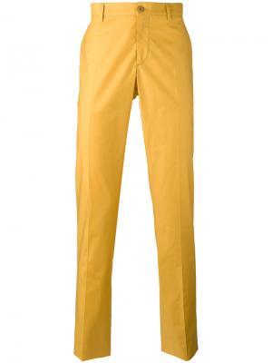 Классические брюки чинос Etro 1P408130011904036
