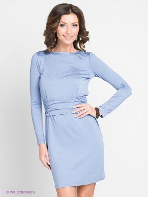 Платье Fuzer. Цвет: сиреневый