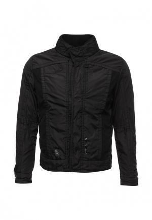 Куртка Justboy. Цвет: черный