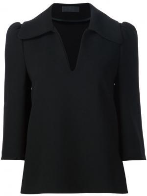 Flared collar shirt Co. Цвет: чёрный