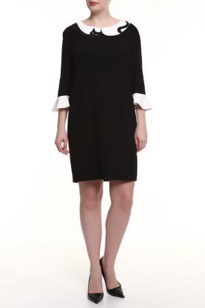 Платье 22 MAGGIO. Цвет: черный