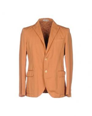 Пиджак MANUEL RITZ WHITE. Цвет: оранжевый