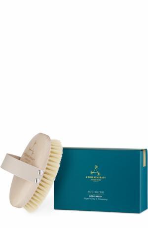 Массажная щетка натуральная из волокон сизаля Aromatherapy Associates. Цвет: бесцветный