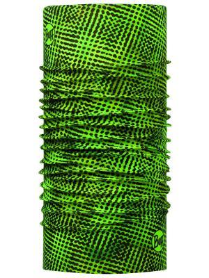 Шарф BUFF 2016-17 Original XYSTER MULTI. Цвет: салатовый, зеленый