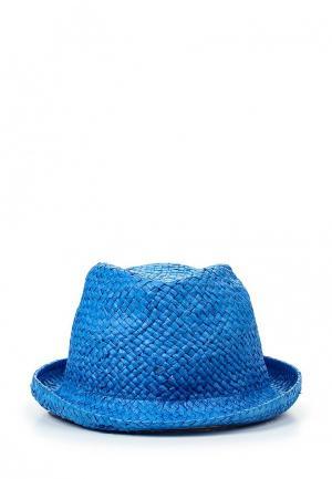 Шляпа Trussardi Jeans. Цвет: синий