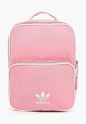 Рюкзак adidas Originals. Цвет: розовый