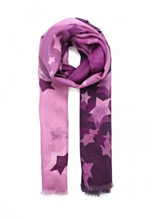 Палантин Furla. Цвет: фиолетовый