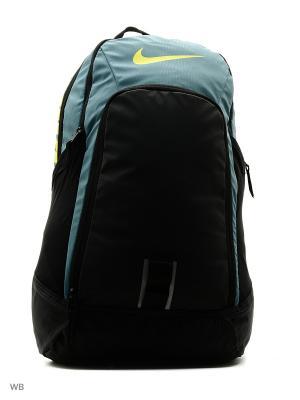 Рюкзак NIKE ALPH ADPT REV BP. Цвет: синий, желтый, черный