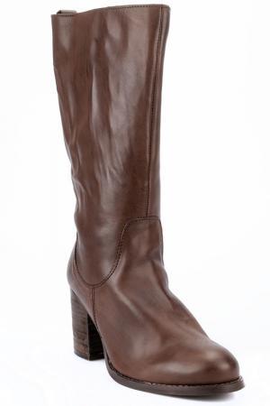 Сапоги PEPERONI. Цвет: коричневый