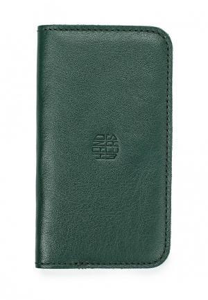 Чехол для телефона Handwers. Цвет: зеленый